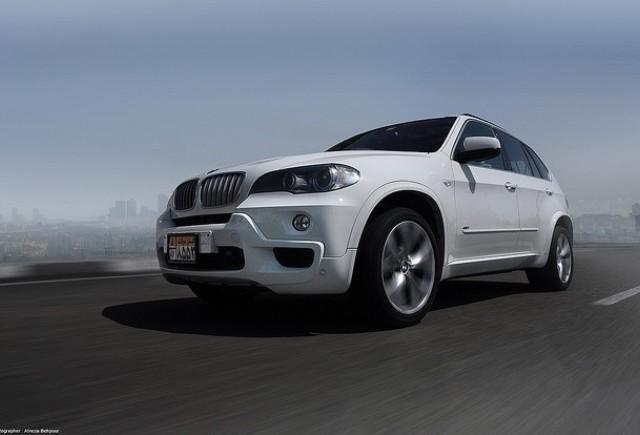 RECALL:  BMW cheama in service sase SUV-uri