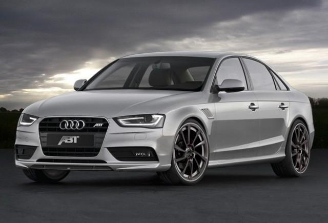 ABT Sportsline tuneaza Audi A4