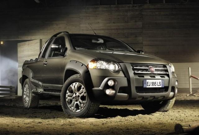 Fiat  lanseaza noua camioneta pickup Strada pe piata de origine