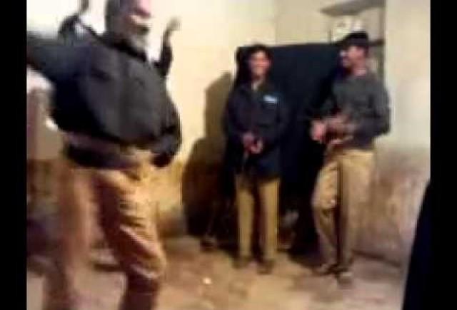 VIDEO: Politia danseaza - A venit randul politistilor din Pakistan