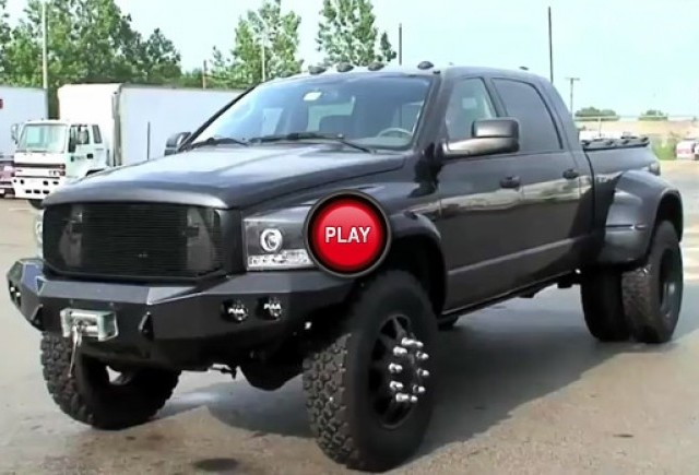 VIDEO: Optimus - Un Dodge RAM de 1200 CP