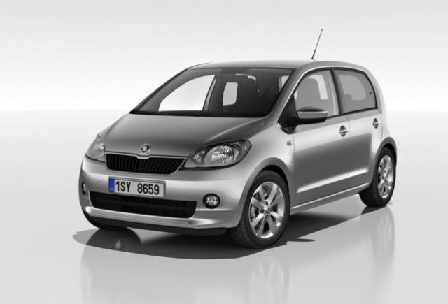 Debut international: SKODA Citigo cu cinci usi