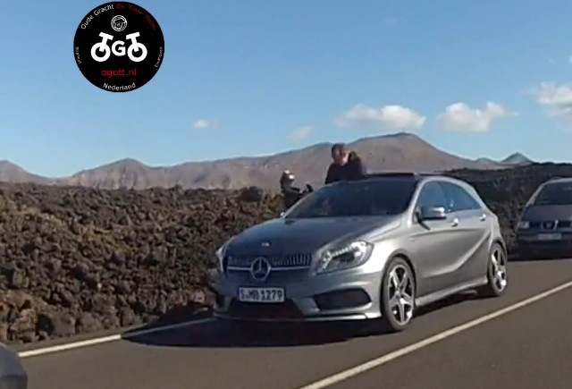 VIDEO: Noul Mercedes-Benz A-Klasse hatchback
