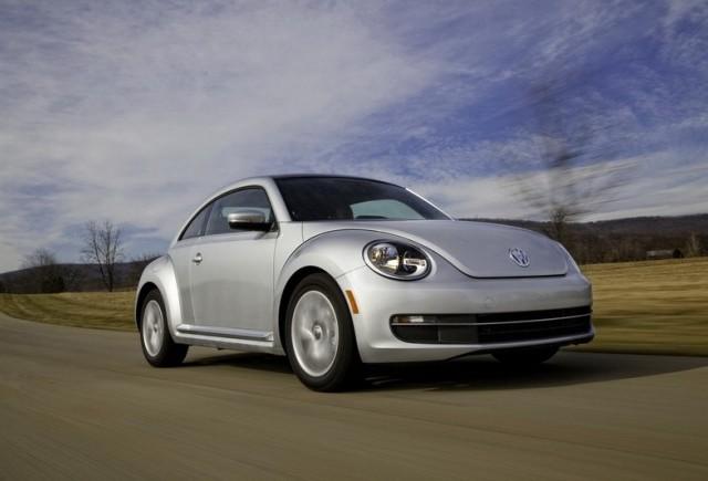 Noul VW Beetle TDI patrunde pe piata americana
