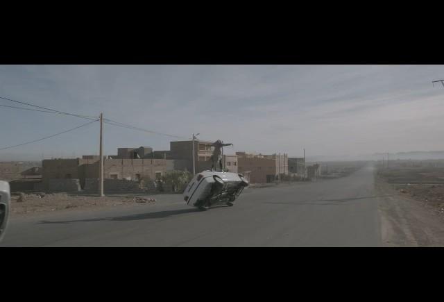 """Drifturi arabe in noul videoclip """"Bad Girl"""" al cantaretei M.I.A."""