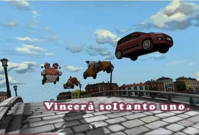 VIDEO: Un nou spot publicitar Fiat Panda