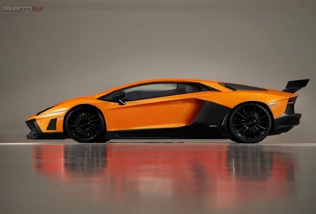 Un kit de performanta Lamborghini Aventador LP700-4 LE-C