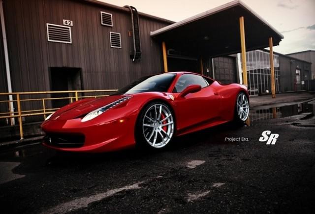 SR Ferrari 458 Italia