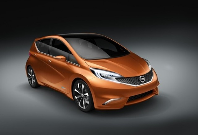 Invitation, Conceptul Nissan care se adreseaza tuturor