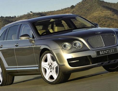 ZVON: Bentley SUV Concept debuteaza la Geneva Motor Show 2012