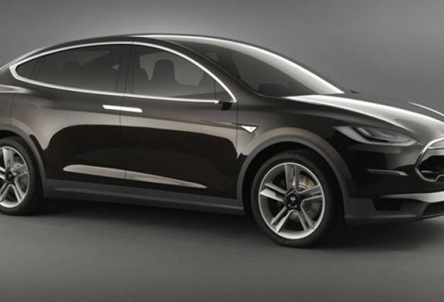 OFICIAL: Tesla Model  X