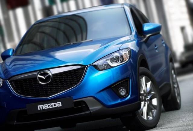 Mazda CX-5 va avea cele mai usoare spoilere din lume