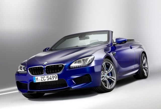 Noile BMW M6 Coupe si Cabriolet