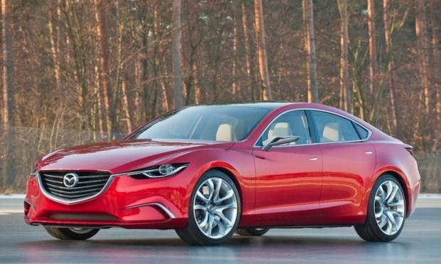Mazda la Geneva 2012