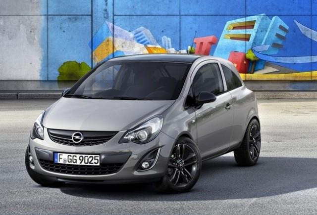 Editie speciala Opel Corsa Kaleidoscope