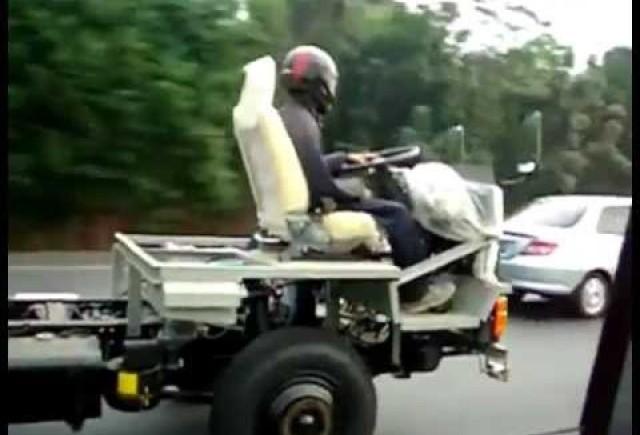 VIDEO: Am doar sasiu si imi ajunge