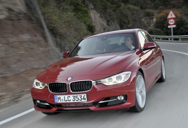 Noul BMW Seria 3 debuteaza si in Romania