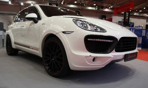Hofele Design la Geneva Motor Show 2012