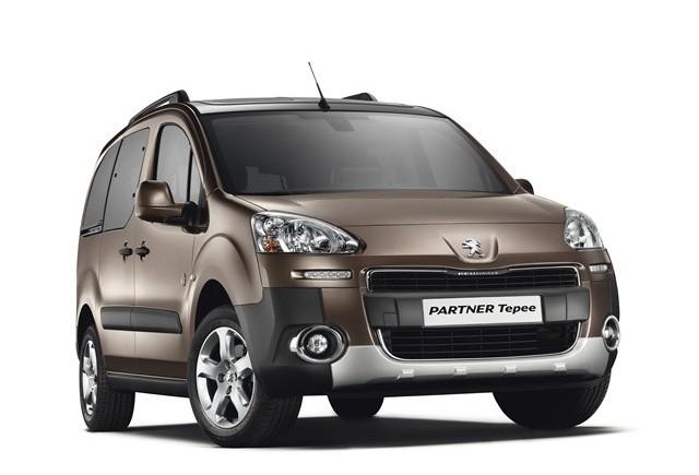 Peugeot Partner si Peugeot Partner Tepee