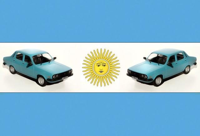 Va dam Dacia noastra, Argentina