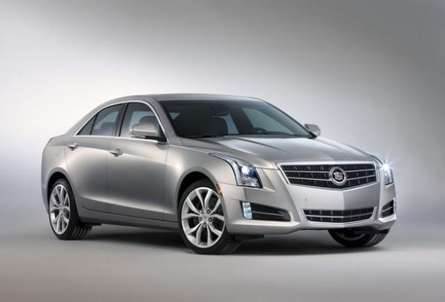Cadillac prezinta imagini noi cu ATS Sedan
