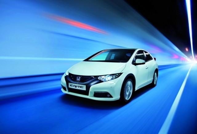 Noul Honda Civic primeste 5 stele Euro NCAP