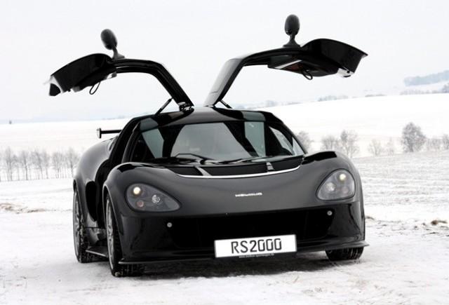 Melkus prezinta Noul RS2000 Black Edition