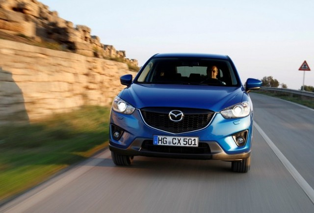 Mazda CX-5, incepand cu 22.190 €, disponibl si in Romania