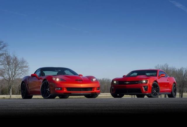 Chevrolet este pe primul loc in topul autovehiculelor sport din SUA