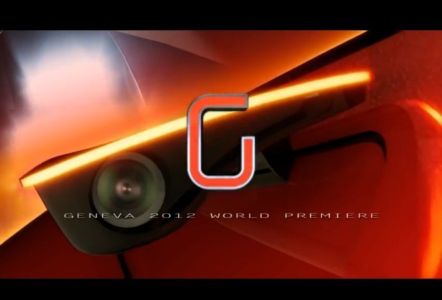 VIDEO: Teaser Giugiaro