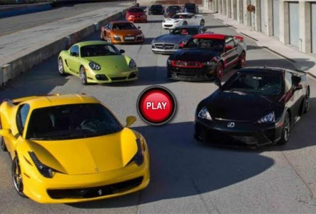 VIDEO: Cea mai buna masina a anului