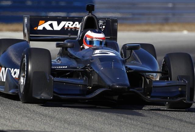 Rubens Barrichello trece de la Formula 1 la IndyCar
