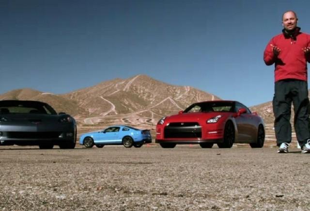 SuperMasini cu preturi format din 5 cifre: GTR vs Z06 vs GT500