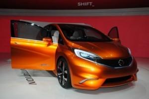 GENEVA 2012 LIVE: Nissan Invitation