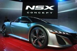 GENEVA 2012 LIVE: Honda NSX Concept
