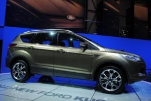 GENEVA 2012 LIVE: Ford Kuga