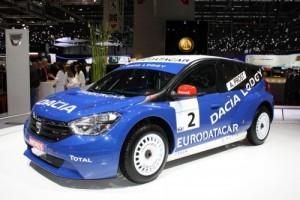 GENEVA 2012 LIVE: Dacia Lodgy Andros