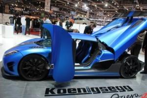 GENEVA 2012 LIVE:  Koenigsegg Agera R