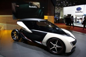GENEVA 2012 LIVE: Opel Rad Concept
