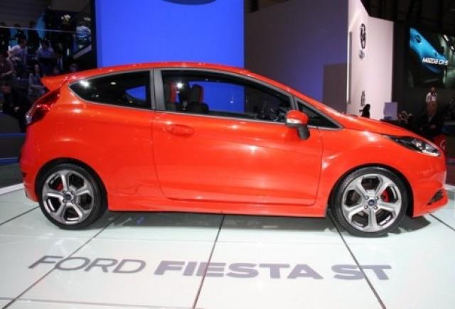 GENEVA 2012 LIVE: Ford Fiesta ST