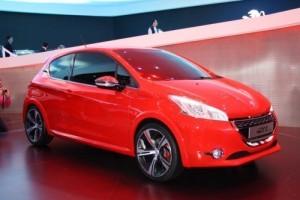 GENEVA 2012 LIVE: Peugeot 208 Gti