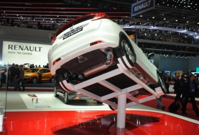 GENEVA 2012 LIVE: Standul Honda