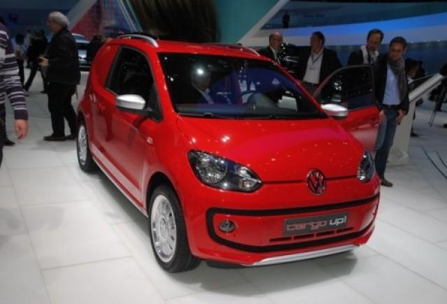GENEVA 2012 LIVE: Volkswagen Cargo Up