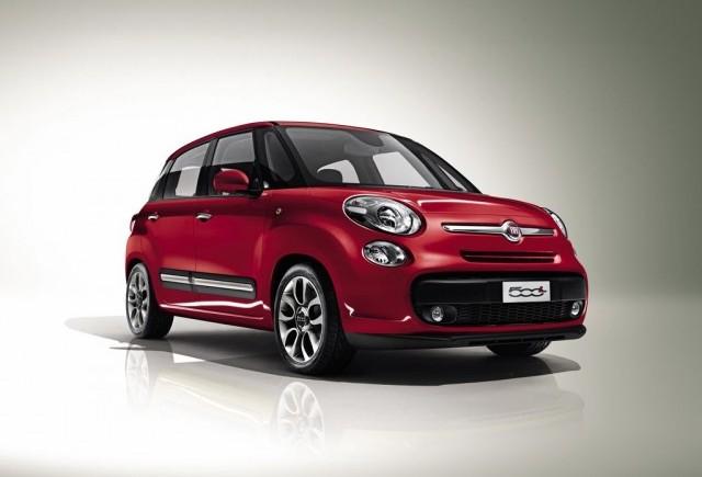 VIDEO:  Noul Fiat 500L