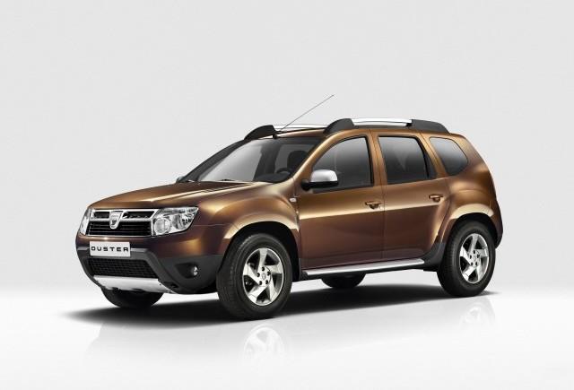 Dacia lanseaza prima serie limitata pentru gama Duster