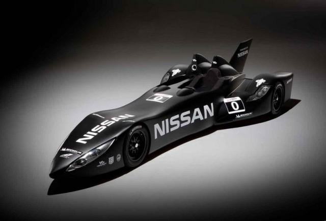 Nissan prezinta DeltaWing