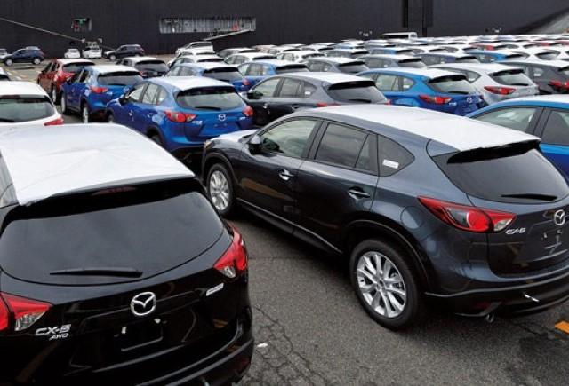 Cererea pentru Mazda CX-5 este de opt ori mai mare decat se estimase!