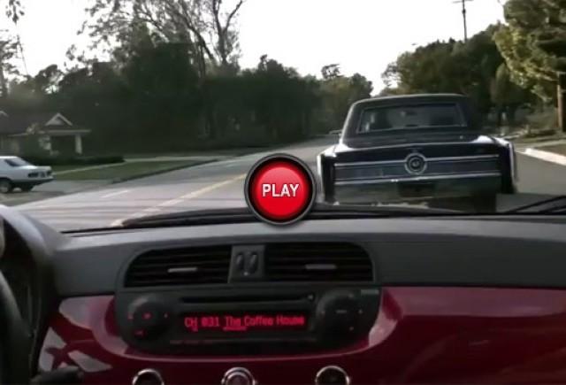 VIDEO: Fiat 500 continua curcerirea Americii
