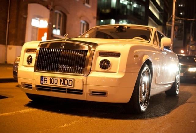 Rolls-Royce celebreaza centenarul Spirit of Ecstasy in Romania
