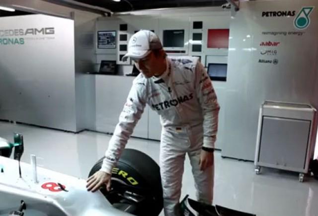 Nico Rosberg explica modificarile aduse monoposturilor in acest sezon